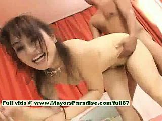 Miina naughty Chinese girl..