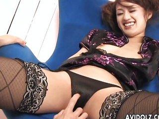 Japanese babe Ami Matsuda..