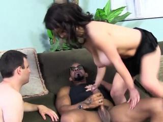 Asian cuckolding domina on..