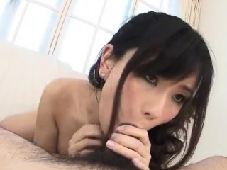 Manami Komukai blows and..