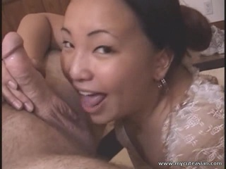 Nasty mature Asian gets..