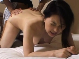 Butt oriental milf appears..
