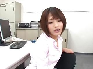 Japanese Office Girl Gold..