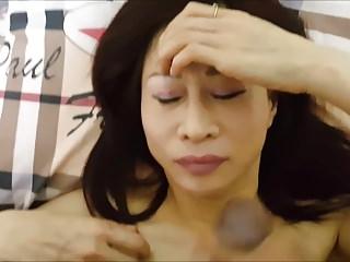 Asian whore unsought facial..