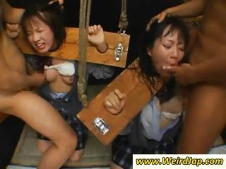 Asian slaves in be passed on..