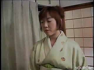 Asian wife pleasing their..