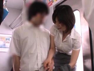 Kinky girlfriend Nanako Mori..