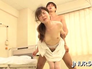 Lusty sweetie Riona Kizaki..