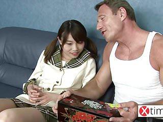 Babe skirt Japanese girl,..