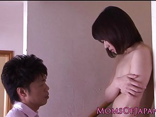 Japanese mom tight asshole..