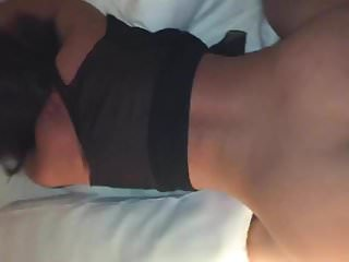 Thick cock in Chinese pussy
