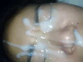 Reverse thick facial