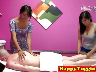 Asian palpate threeway with..