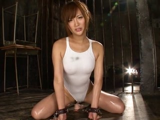 Rio Fujisaki in Slave..