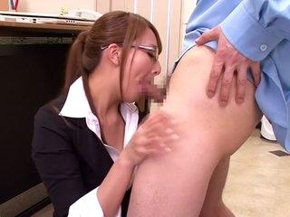 Horny Japanese slut Jessica..