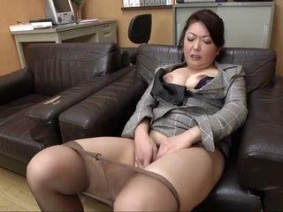 Incredible Japanese slut..