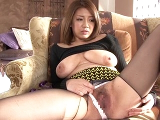 Exotic Japanese chick in..