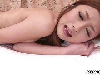 Caring Japanese beauty loves..