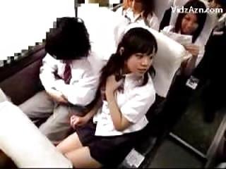 Schoolgirl Jerking Off Guys..