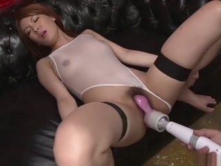 Amazing Japanese slut Rei..