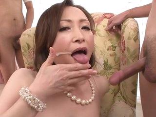 Best Japanese girl Miyama..