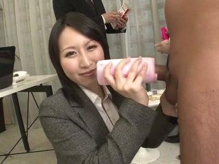 Amazing Japanese whore Yuuna..