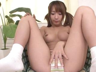 Amazing Japanese slut Sana..