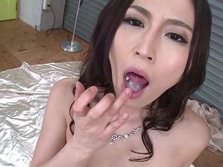 Astounding Japanese model..