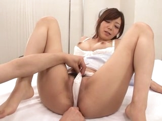 Exotic Japanese girl Nachi..