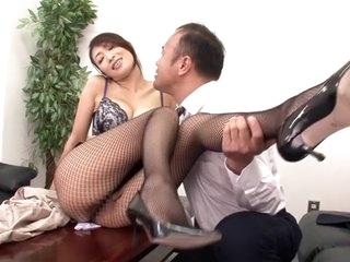 Fabulous Japanese slut Reiko..