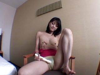 Exotic Japanese girl Saori..