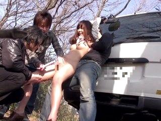 Dazzling Japanese whore..