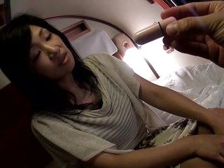 Horny Japanese girl Kyoko..