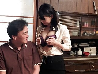 Japanese cheating housewife..