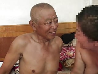 muted Chinese old man..