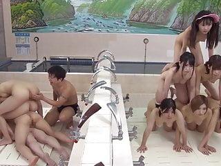 JAV epoch stop naked pyramid..