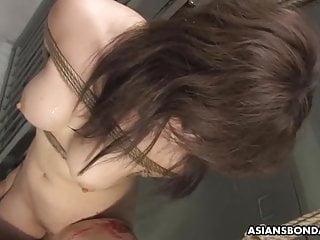 Office lady, Yukina Mori got..