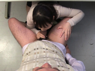 Asian Sayaka Aishiro sucking..