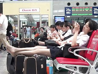 Asian Airport Cunt prevalent..
