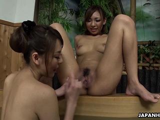 Japanese Akari Asayiri bull..