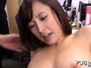 Playsome oriental Ayumi..
