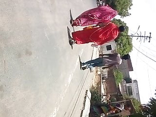 big ass desi gujju fro saree