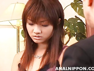 Hot Itsuka gets her hairy..