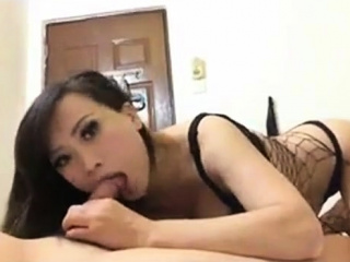 Chinese hooker sucking my..