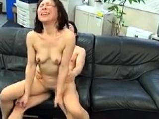 Asian slut Kana Kawai double..