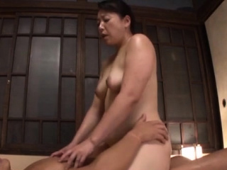 Excited oriental mature gets..