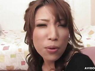 Japanese chick, Aya Sakuraba..