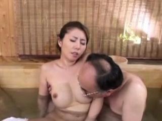 Oriental skank likes a..