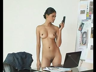 Ziva Galore - Naked In The..