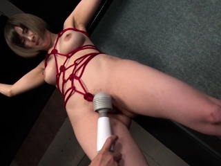 dildoing and pleasuring with..